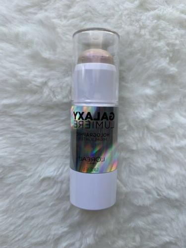 loreal galaxy lumiere holographic highlighter 12 cosmic
