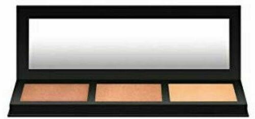 MAC Hyper Highlighter Palette GET IT GLOWIN, Gold Shimmer