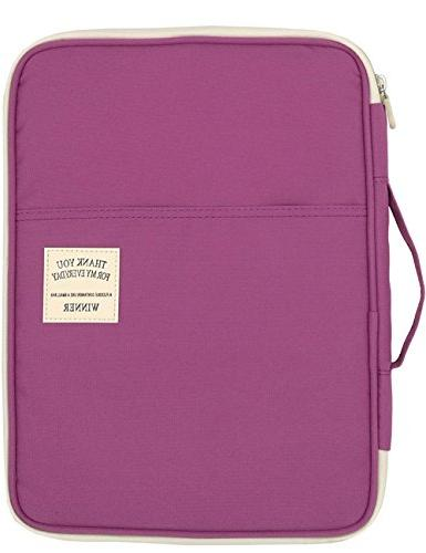 multi functional a4 document bags