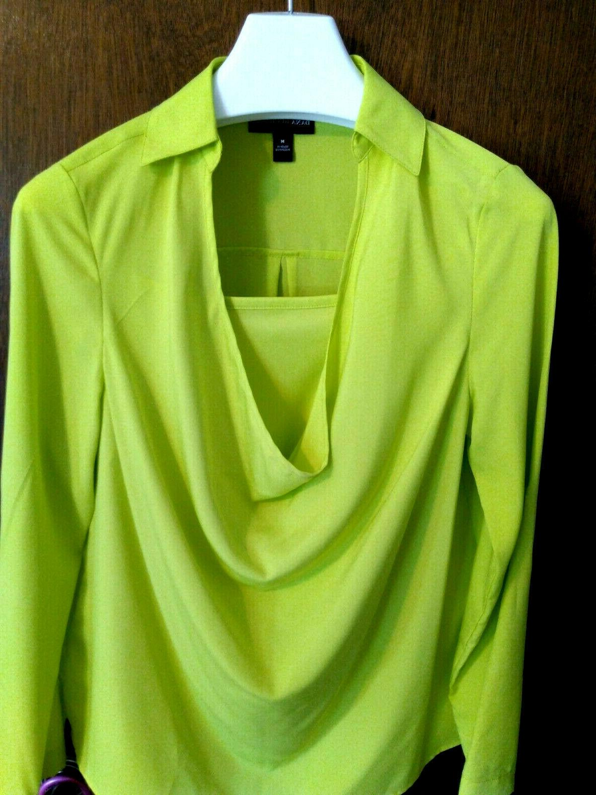 Yellow Two Piece Blouse