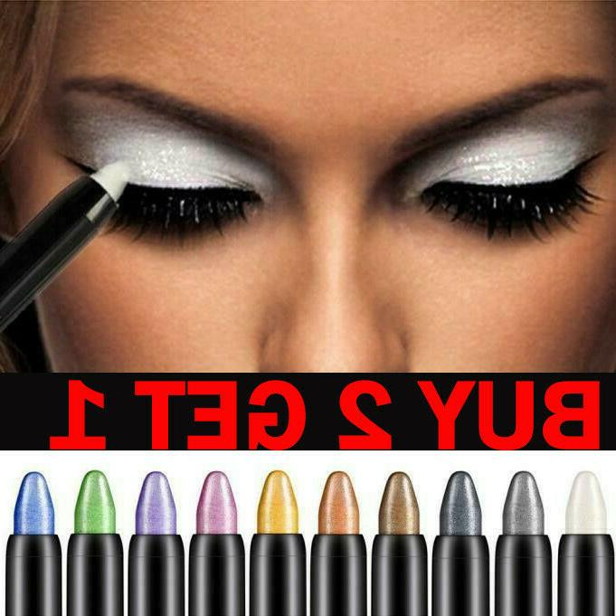 new hot pro highlighter eyeshadow pencil cosmetic