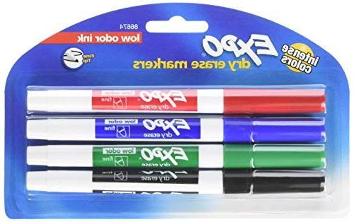 odor dry erase pen markers