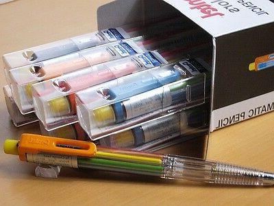 Japan 8 colors Bible Mechanical Pencil Clip