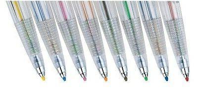 Japan Pentel MULTI colors Bible Highlighter Pencil Clip