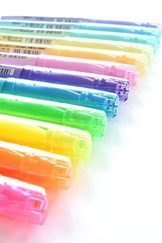 Pilot Frixion Erasable Pen, 5-pack, Notes Value Set