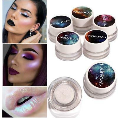 professional makeup highlighter illuminator contouring face