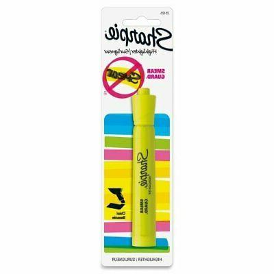 sa25125 accent highlighter fluorescent yellow