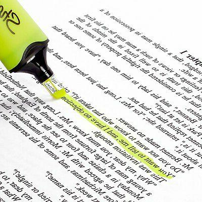 Sharpie Tip Highlighters,