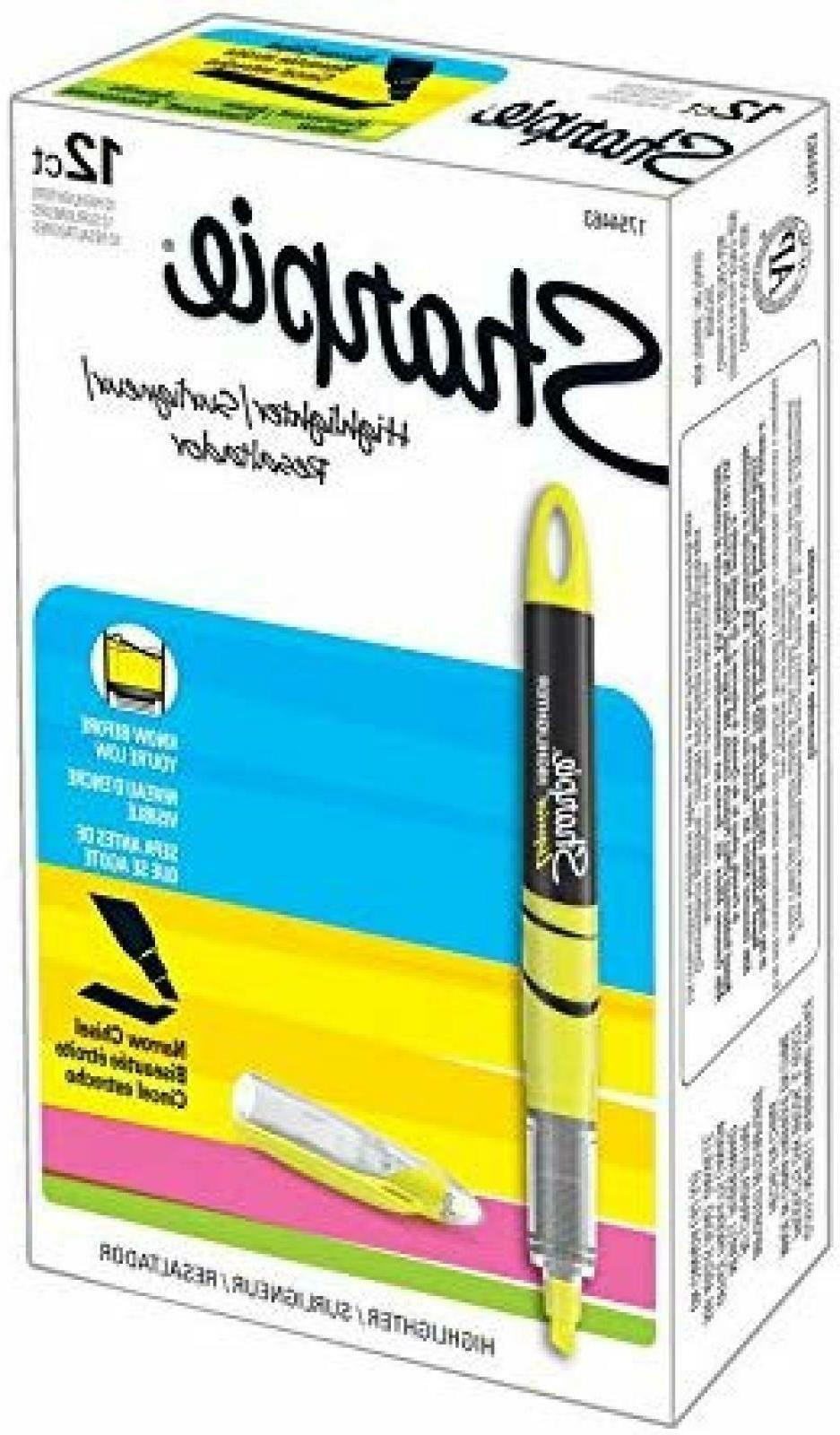 Sharpie Fluorescent 12-Count