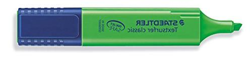 Staedtler Textsurfer Highlighter 4 Color Rainbow Colors,