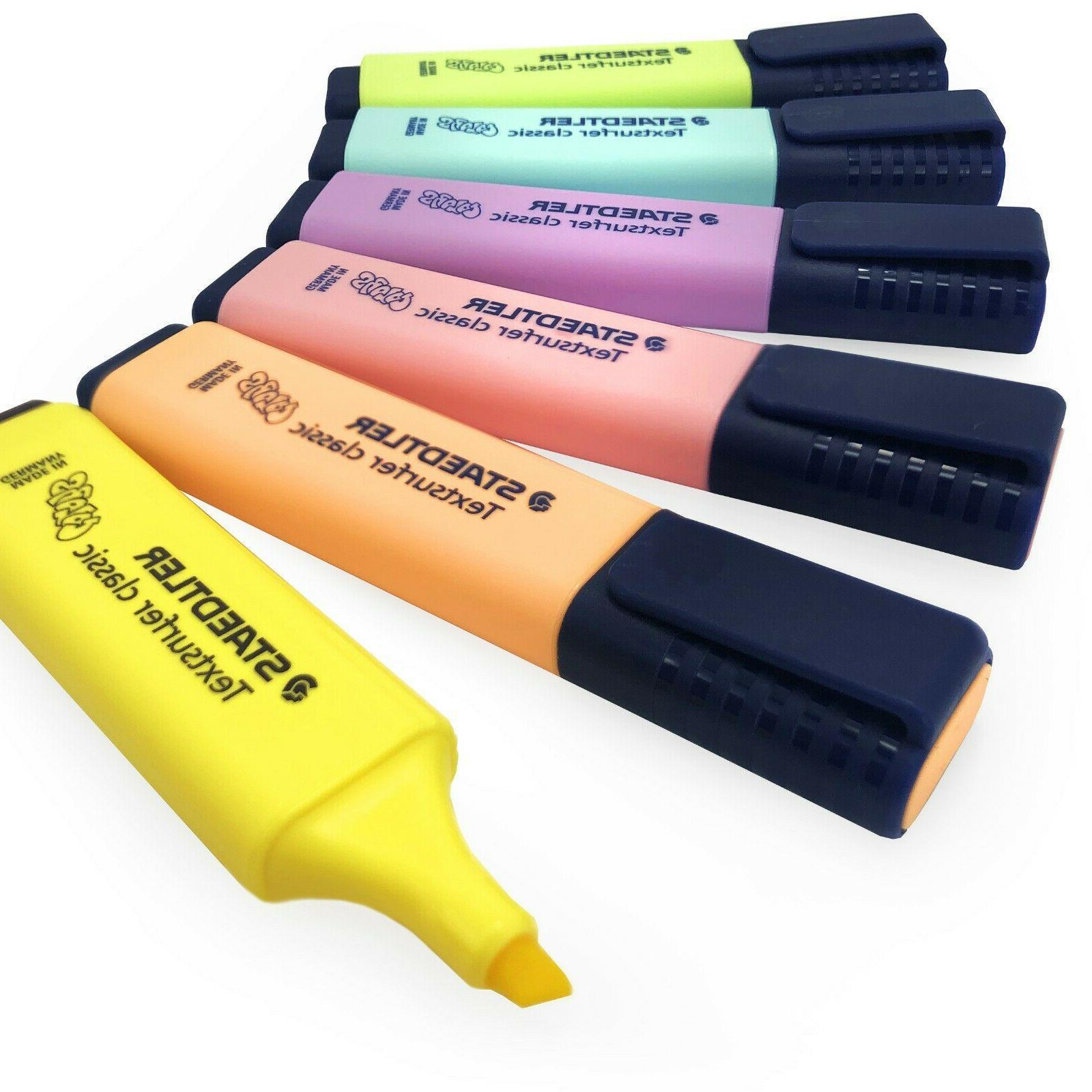 textsurfer classic pastel highlighter marker pens full
