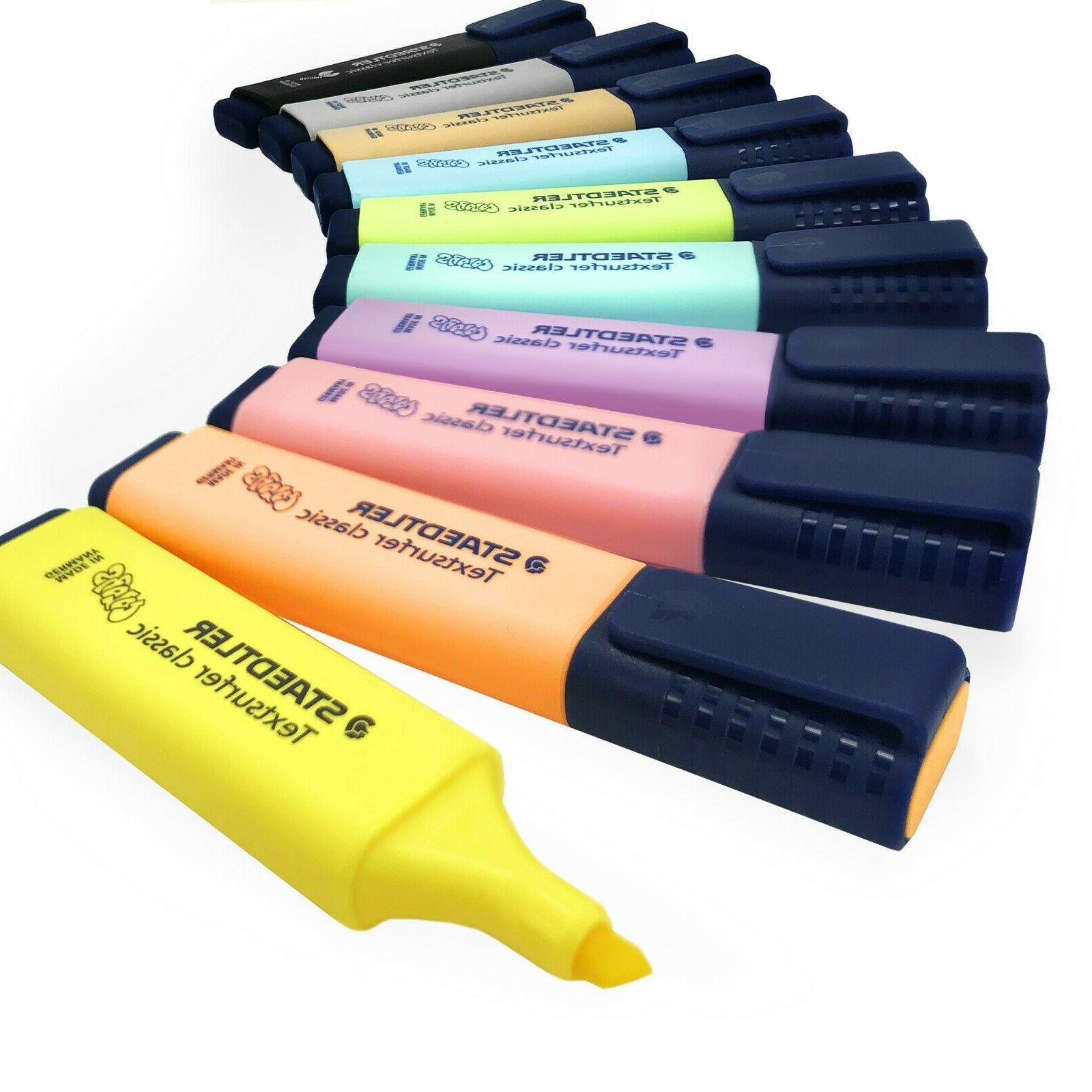 textsurfer classic pastel highlighter marker pens vintage