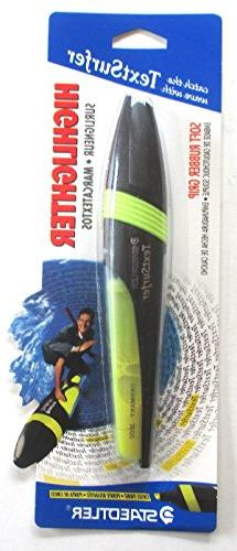 Staedtler Textsurfer Highliter Fluorescent Yellow Made in Ge