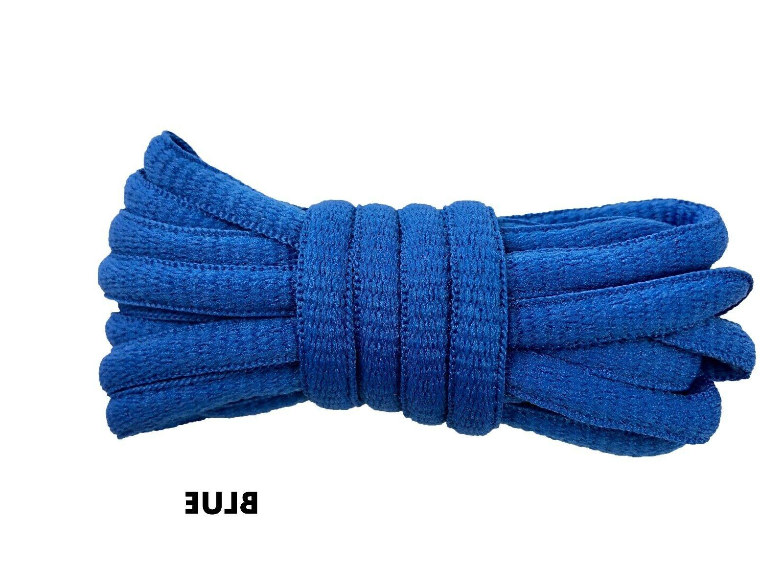 ULTRA THIN OVAL DUNK Laces BUY 1 FREE