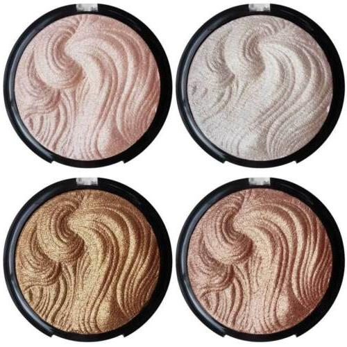 way to glow baked highlighter powder