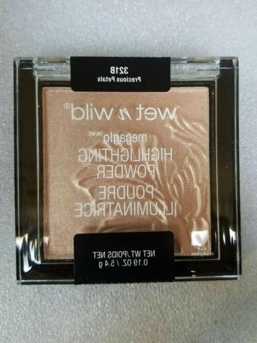 wet n wild mega glow highlighter precious