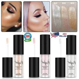 Liquid Highlighter Beauty Face Brightener Oil Shimmer Glow M