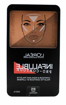 Loreal Infallible Pro-Contour and Highlight Palette Choose S