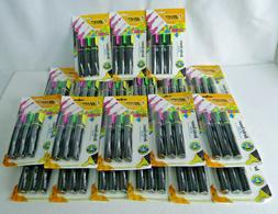 Lot Bic Bright Liner 3 in 1 Highlighter Outline Underline 20