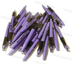 Lot of 32 Avery SmearSafe Hi-Liters Highlighters Chisel Purp