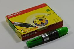 Stabilo Luminator highlighter pen with green ink