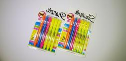 SHARPIE markers HIGHLIGHTER SMEAR GUARD, 2 PACKS NEW, NO Ble