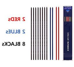 Staedtler Mars Carbon Lead 12 x 2 mm Color Mix  & tiny gift
