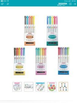 Midliner Highlighter Ink Pen Set 25 Colors NEW