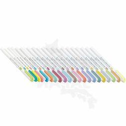 Zebra Mildliner 21 Different Colours Soft Colour Pen Highlig