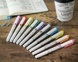 Zebra Mildliner Highlighter double side Marker Pen 25 Color