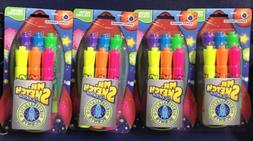 Mr. Sketch Scented Markers, Intergalactic Neon, Chisel Tip,