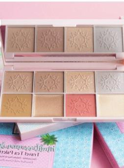 New Beauty Crop Mediterranean Spring Travel Tea Face Palette