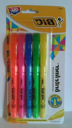new brite liner chisel tip highlighters assorted