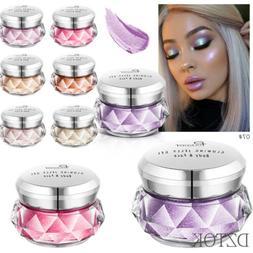 New Jelly Gel Highlighter Make Up Concealer Shimmer Face Glo