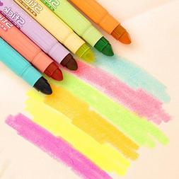 KitMax Novelty Candy Color Jelly Highlighter Pen, Pack of 12