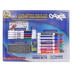 odor dry erase marker set