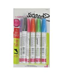 Sharpie Oil-Based Paint Markers Medium Point Fashion Colors