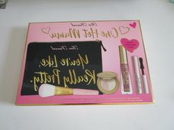 TOO FACED ONE HOT MAMA SET MELTED HIGHLIGHTER  MASCARA BRUSH