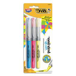 One Pack Fluorescent Highlighter Liner Pen Marker Fruit Scen