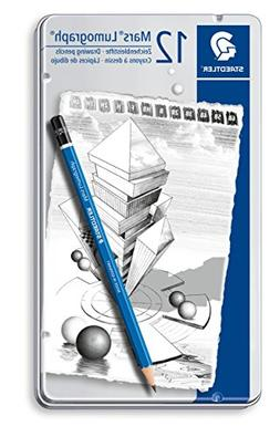 STAEDTLER premium quality drawing pencil, Mars Lumograph, gr