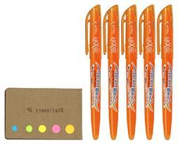 pilot frixion erasable highlighter pen