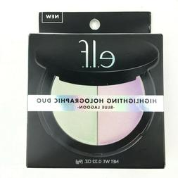 ELF Prismatic Holographic Highlighting Duo - BLUE LAGOON - 0