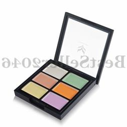 Pro 6 Colors Cosmetics Contour and Highlighting Powder Found