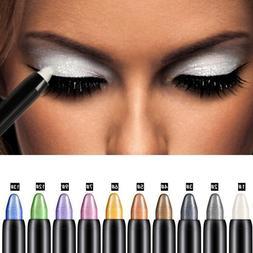 Pro Makeup Glitter Highlighter Eyeshadow Crayon Cosmetic Eye