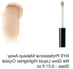 NYX Professional Makeup Away We Glow Liquid Highlighter - cr