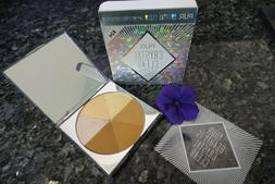 Pur crystal clear jumbo highlighter & bronzer palette New in