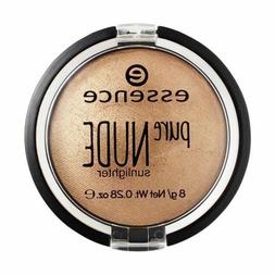 ESSENCE PURE NUDE Sunlighter 40 Be my Sunlight Baked Highlig