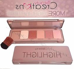 Beauty Creations Scandalous Glow Palette Highlighter Angel G