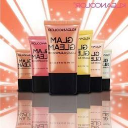 KLEANCOLOR Set of 6 Glam Gleam Liquid Illuminator Highlighte