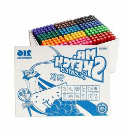 Sharpie Pocket Style Highlighters, Chisel Tip, Assorted Fluo